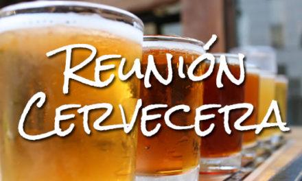 Reunión Cervecera 13/07/2015