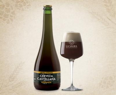 Nueva cerveza CASTELLANA AHUMADA de La SAGRA!