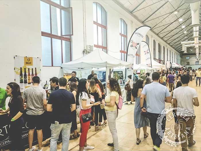 Aecai en Granada Beer Festival