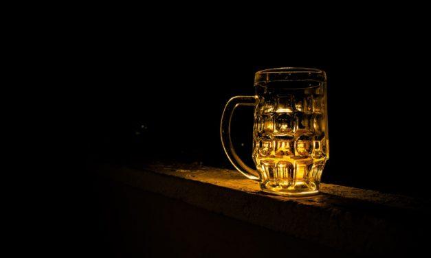 Luz y taquígrafos en la cerveza, por favor