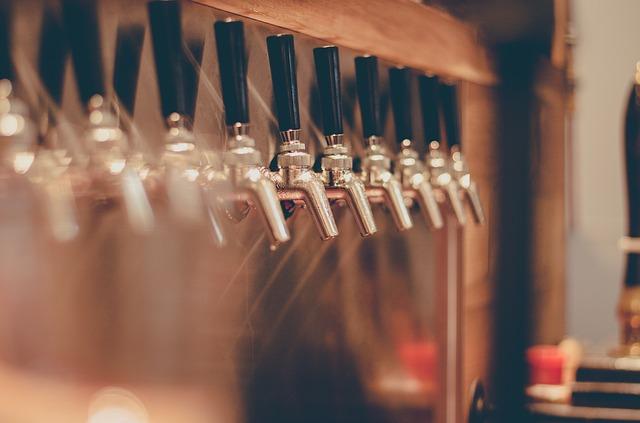 grifos de cerveza
