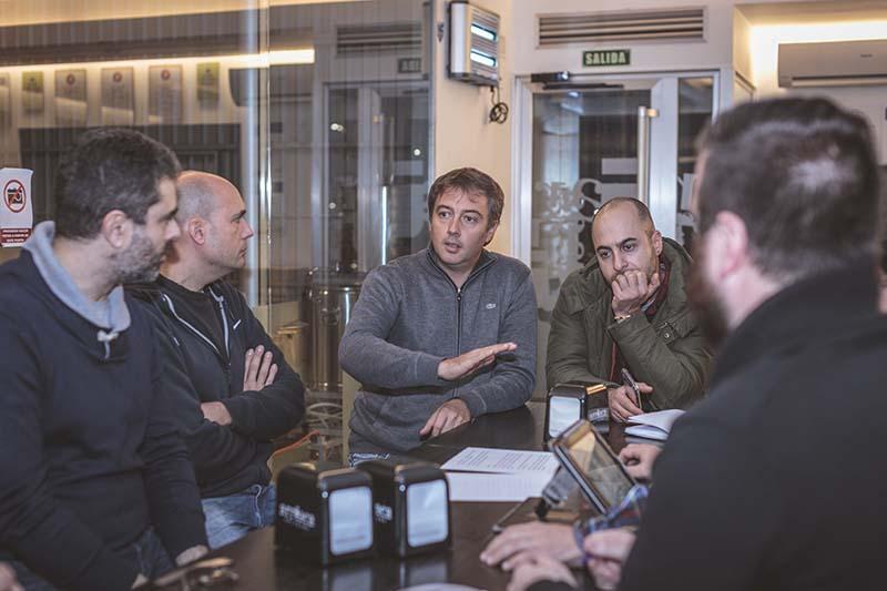 cerveceros artesanales reunión