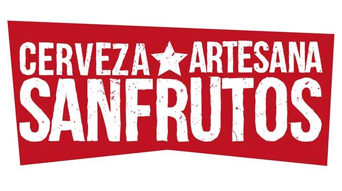 cerveza sanfrutos logotipo