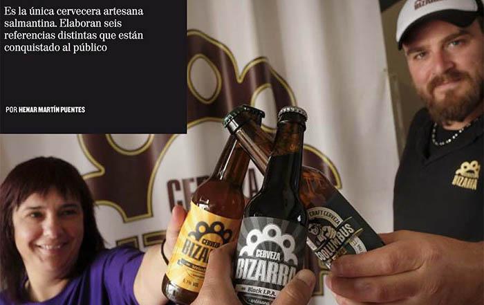 cerveza bizarra reportaje la posada