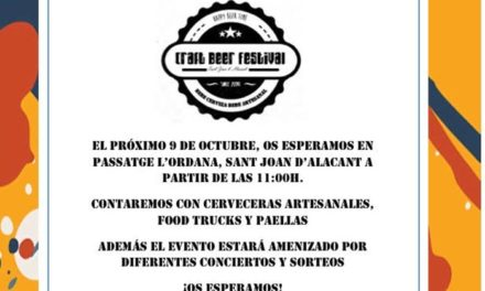 9 de octubre: feria de cerveza artesanal en San Juan