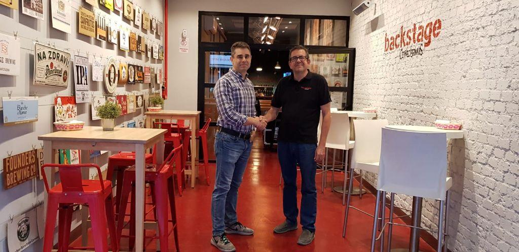 AECAI y la Asociación Madrileña de Tiendas Especializadas en Cerveza (AMTEC) alcanzan un acuerdo de colaboración