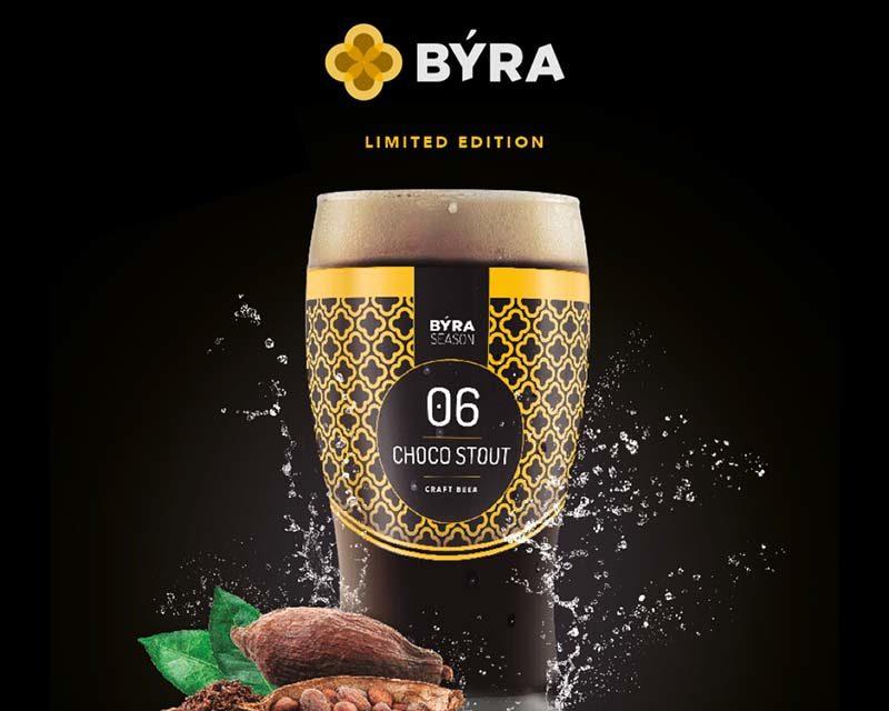 La cervecera vasca BÝRA celebra su 5º Aniversario con la presentación de una nueva cerveza en edición limitada