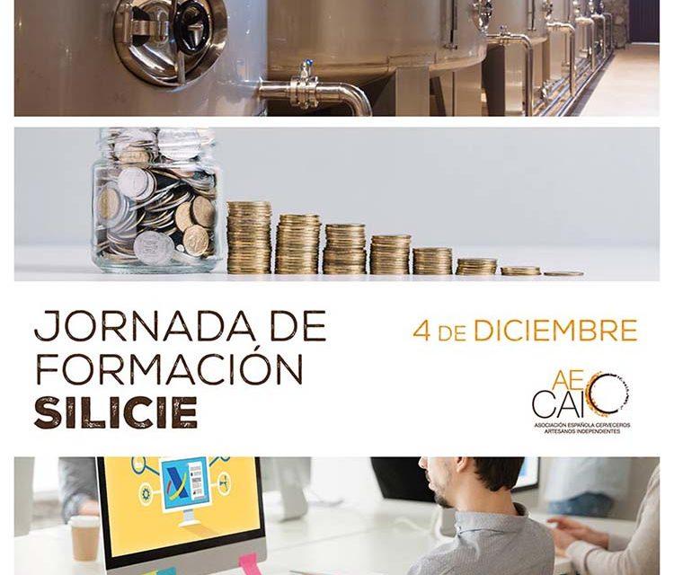 Formación AECAI: Jornada Silicie el 4 de diciembre
