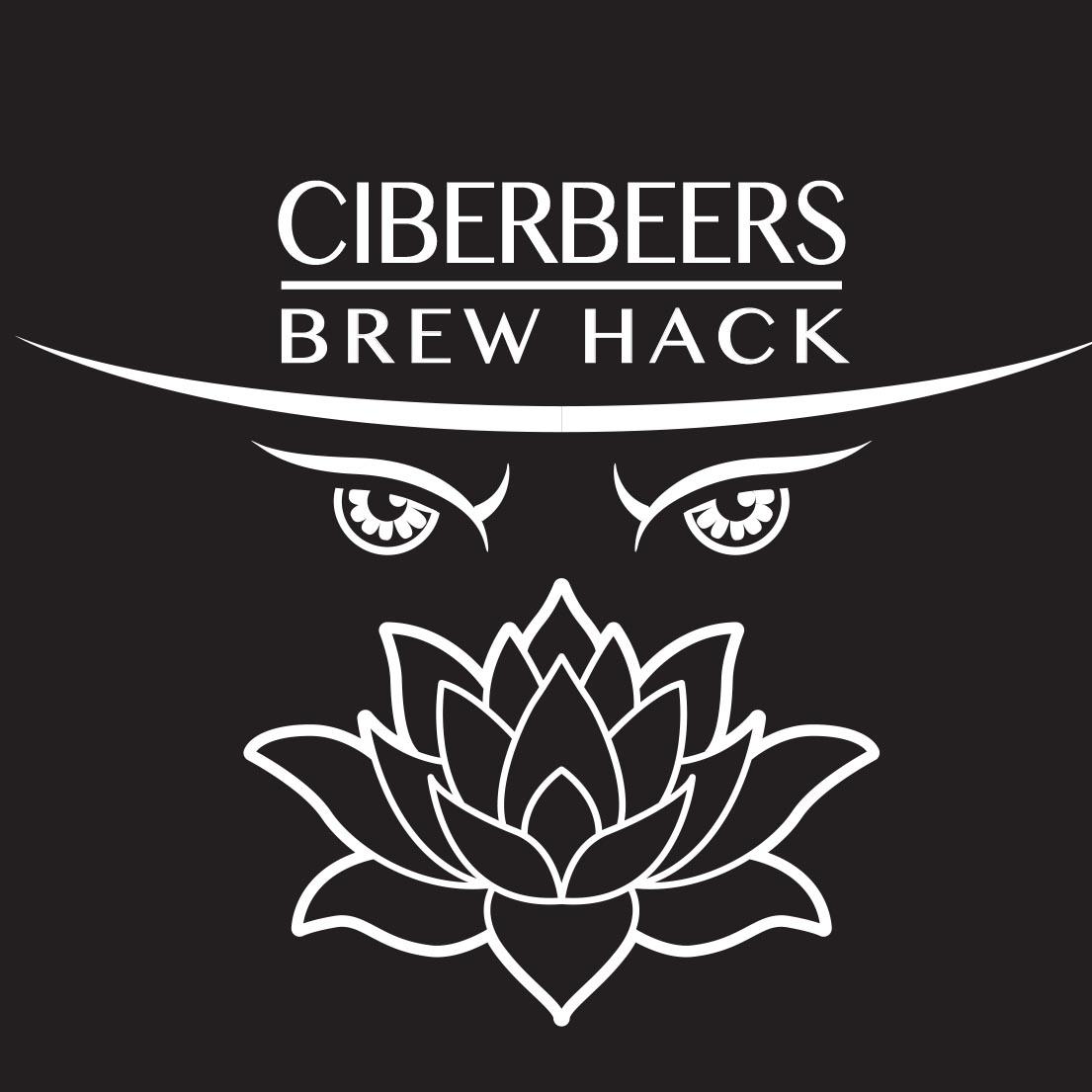 ciberbeers cerveza artesana logo