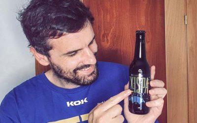 Txispa, la MVP entre la cerveza solidaria