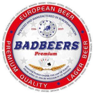 badbeer logo