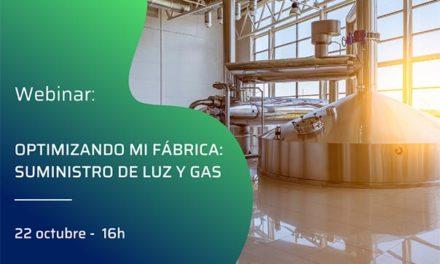 Cómo ahorrar gastos de luz y gas en tu fábrica de cerveza: webinar gratuito de FC Energía