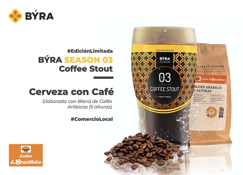 coffee stout byra