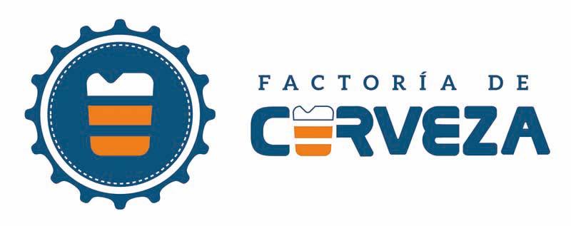 factoría de cerveza logo