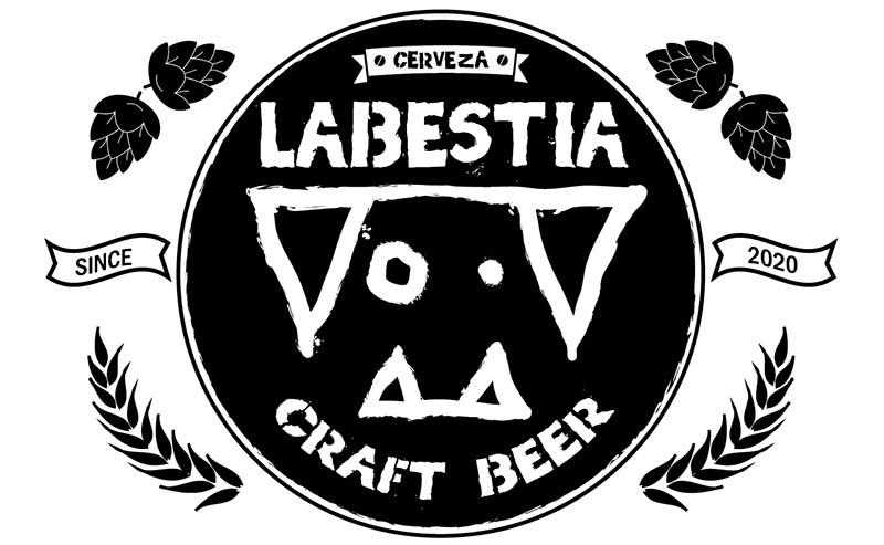 logo la bestia craft beer