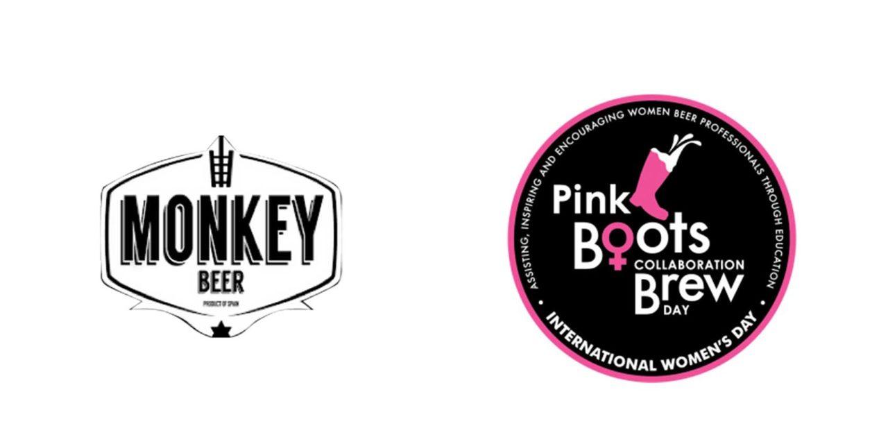 Monkey colaborará con la Pink Boots Society para la elaboración de una 'Kveik Session IPA'