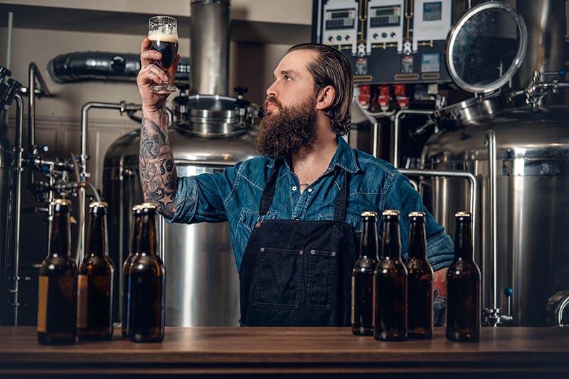 cerveza artesana informe