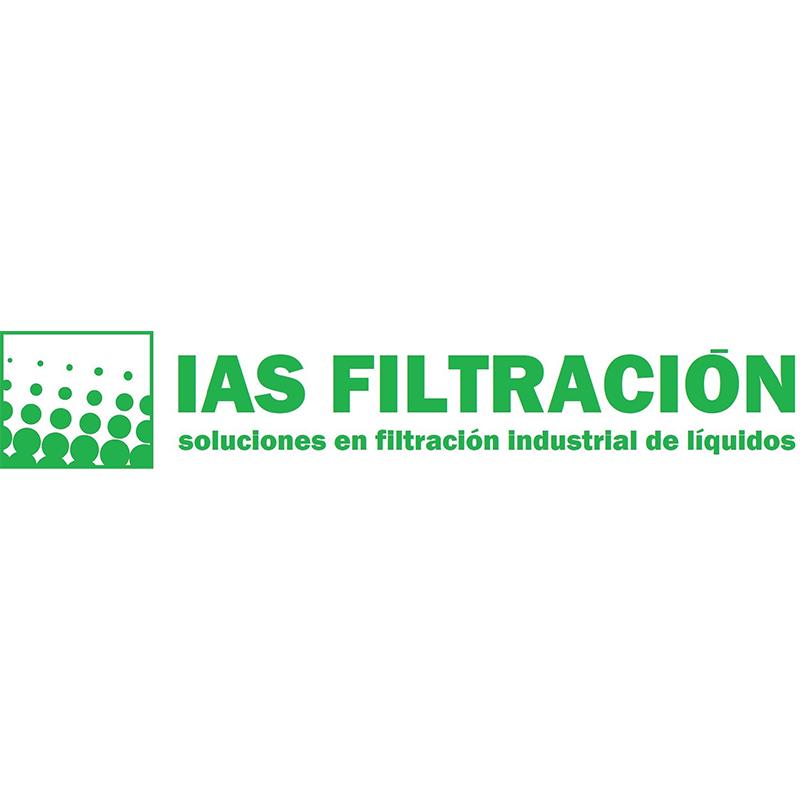 IAS filtración industrial de líquidos logo