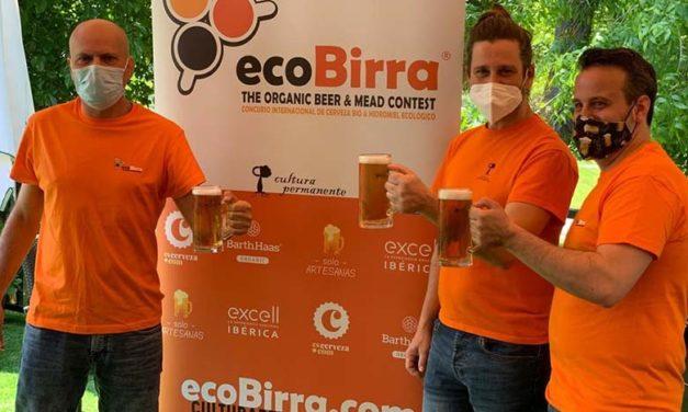 El I Concurso Internacional de Cervezas Ecológicas e Hidromieles Orgánicos 'Premios ecoBirra' será en octubre