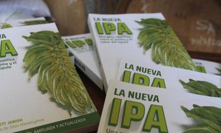 Nace Libros de Guarda, la «primera editorial especializada en libros cerveceros en español»