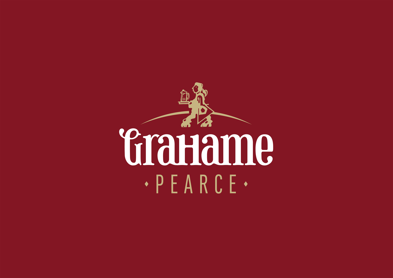 Logo Grahame vermell
