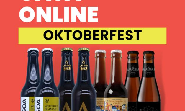 Cata online para celebrar el Oktoberfest