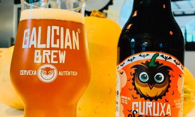 Vuelve Curuxa Samaín, una pumpkin ale de Galician Brew